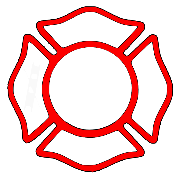 free clipart images fire department-#36