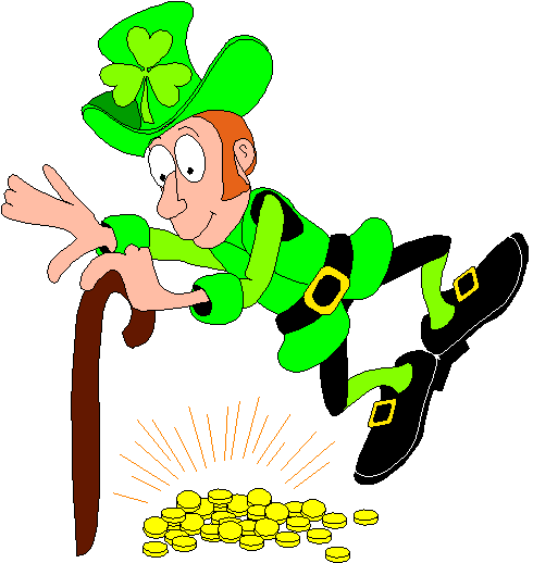 free animated irish clip art - photo #27