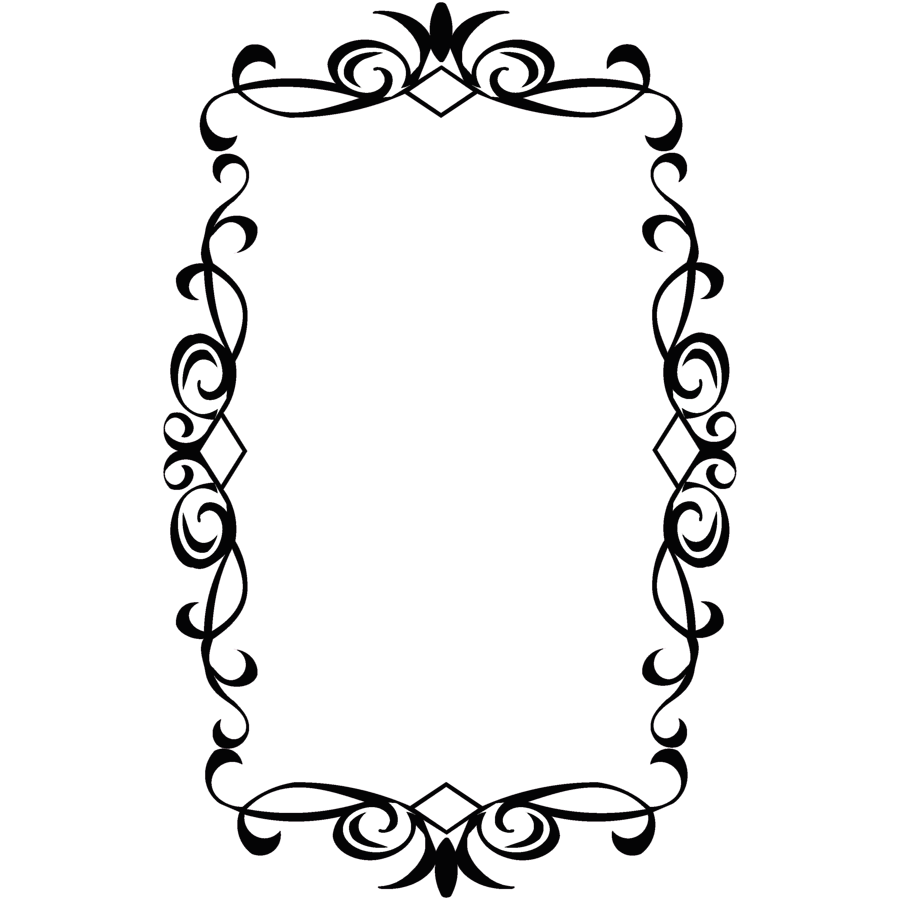 Vintage Frame Png - ClipArt Best