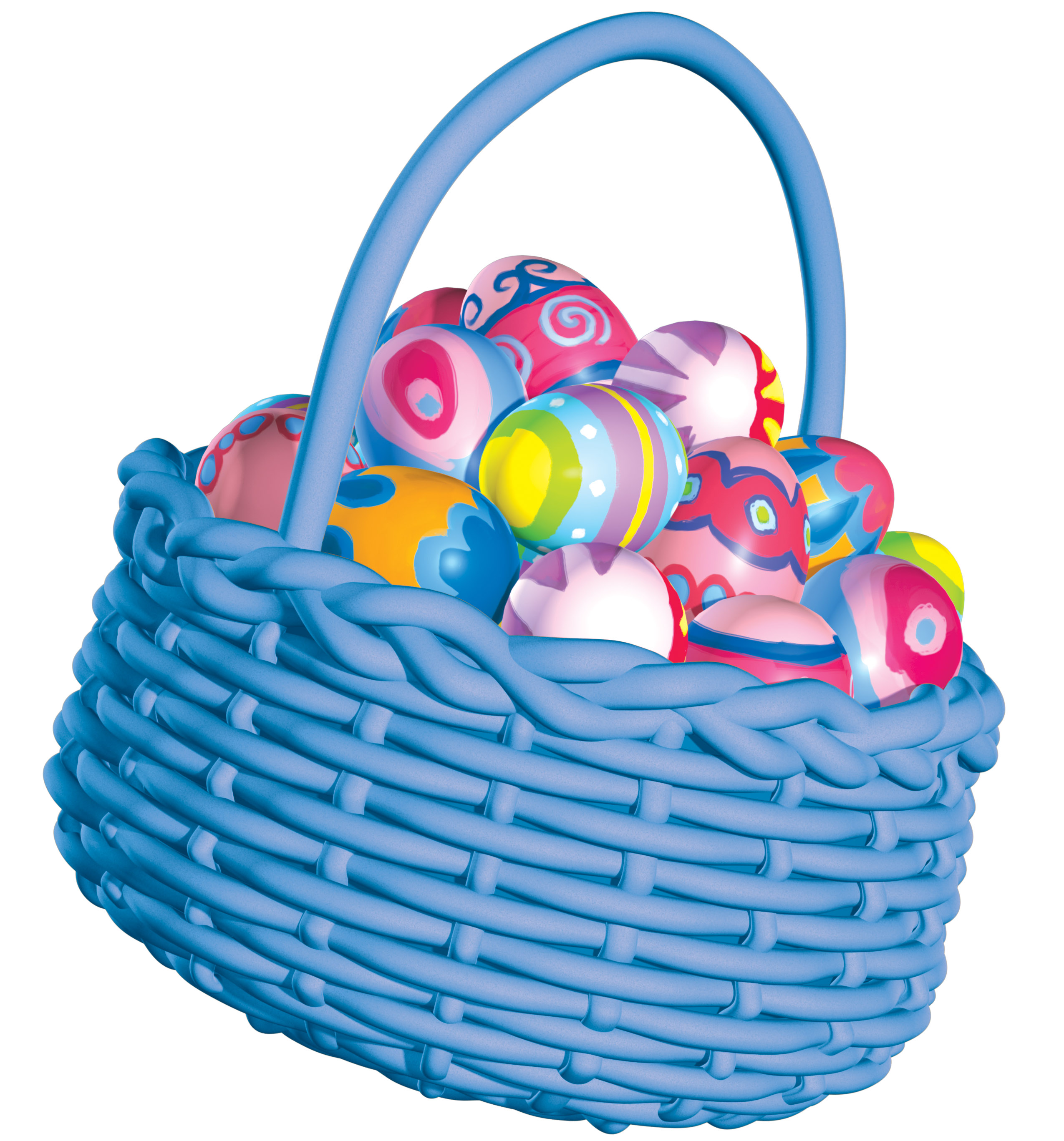 clip art for easter baskets - photo #29