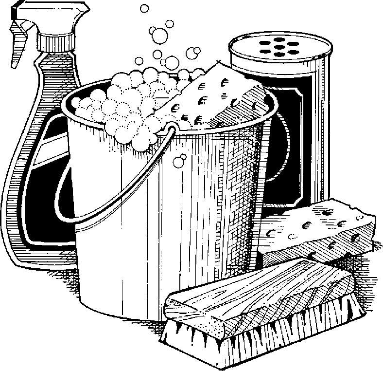 free housekeeping clipart - photo #45