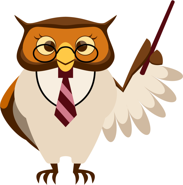 teacher owl free clip artOwl Teacher Cartoon