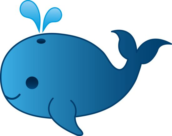 Cute Whale Clipart - ClipArt Best