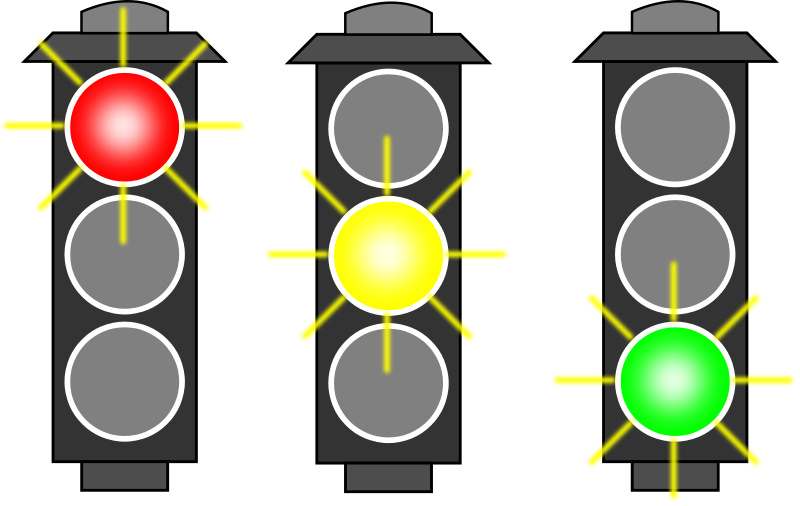 Traffic Light Clipart - Free Clipart Images