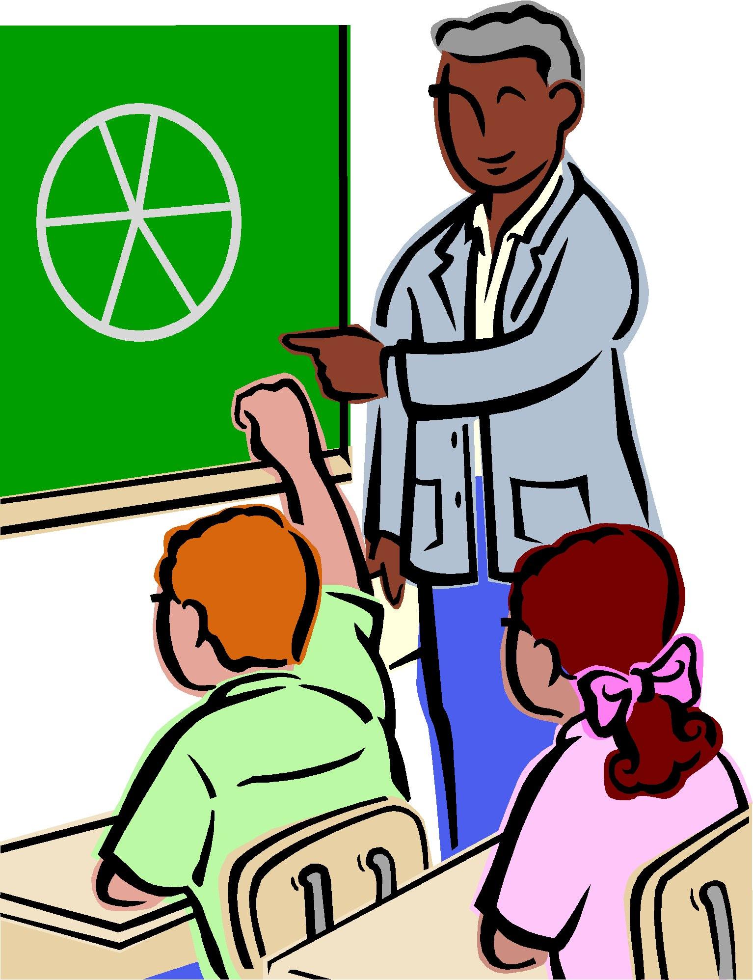Elementary Classroom Clipart ~ Clip art of elementary teacher clipart best