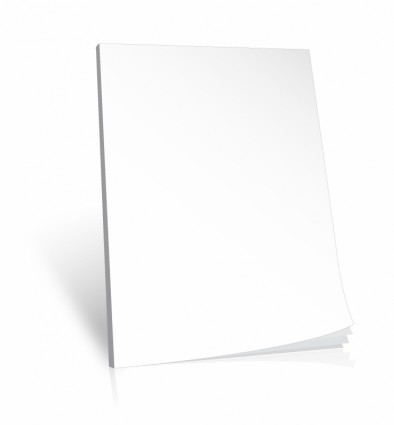 Blank Book Cover Template Free - ClipArt Best
