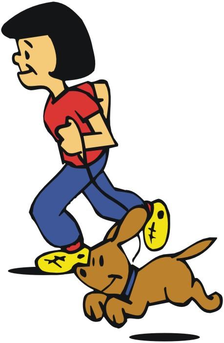 free clipart cartoon running - photo #42