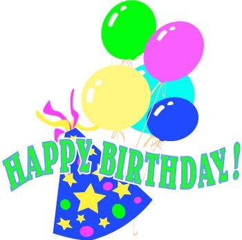 Birthday Card Clip Art - ClipArt Best