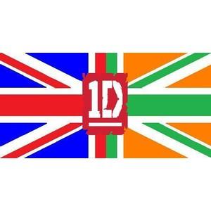Logos For > 1d Logo British And Irish Flag - ClipArt Best ...