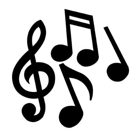 Musical Note Templates - ClipArt Best