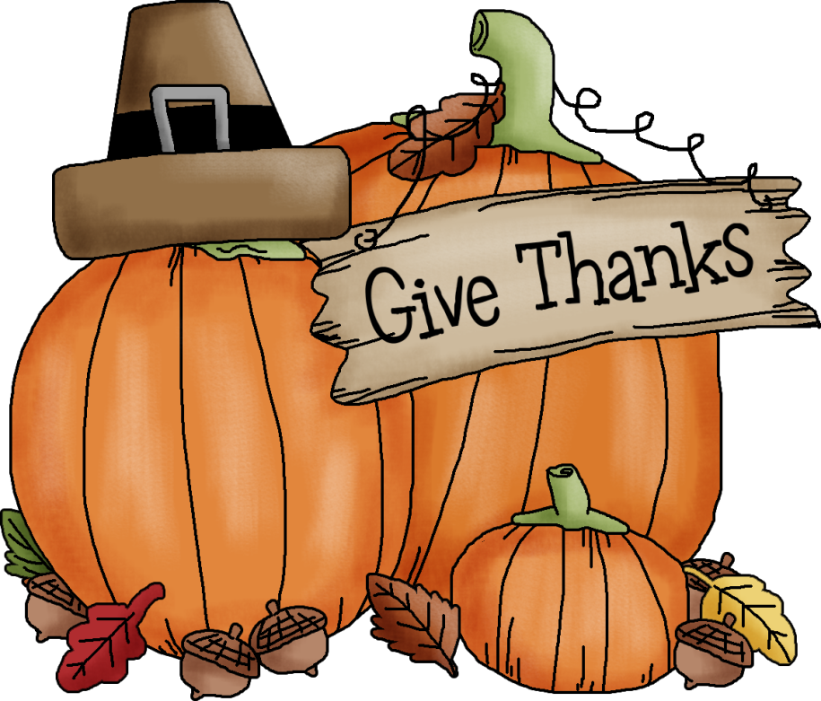 Cute Thanksgiving Pictures Clip Art