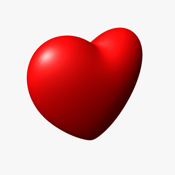 Red Heart Symbol - ClipArt Best