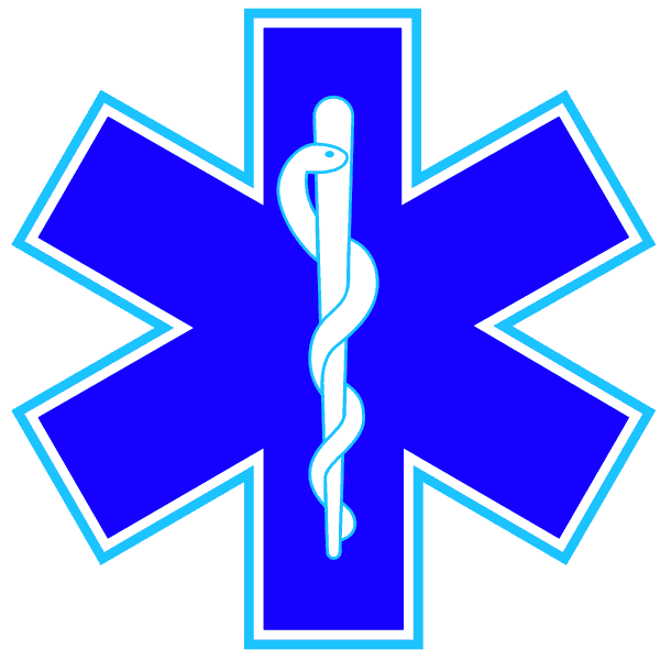 Star Of Life Ems Symbol Outlaw Custom Designs Llc Images - Free ...
