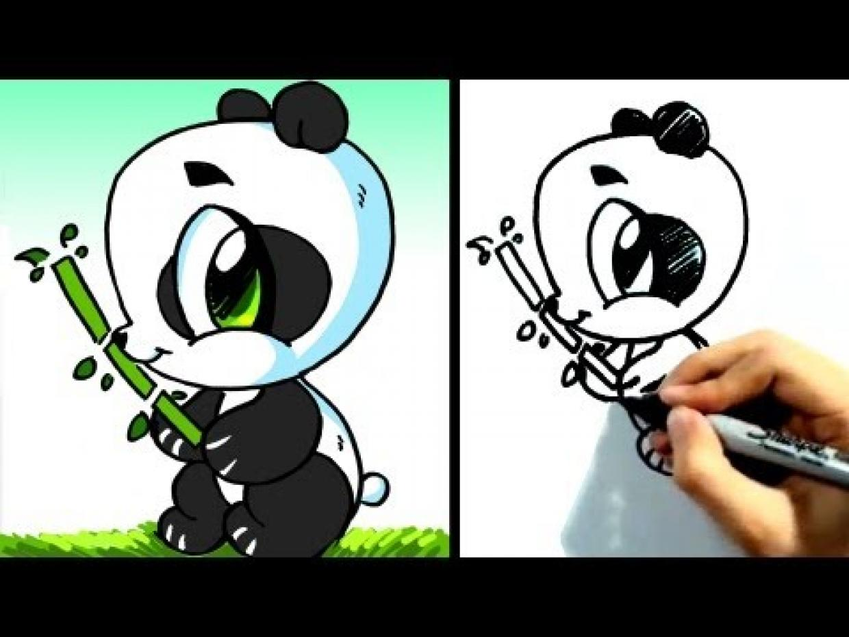 Cute cartoon animals pictures clipart best for Fun to draw cute animals