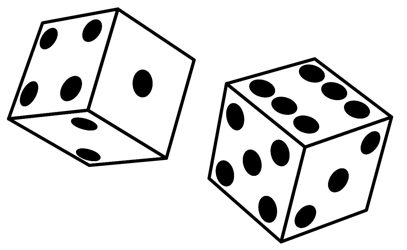 30 photos of dice free cliparts that you can download to you computer ...
