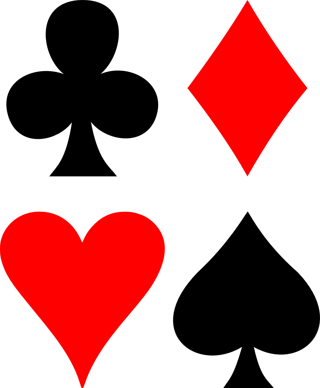 28 pictures of deck of cards free cliparts that you can download to