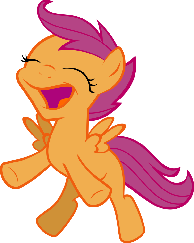 Scootaloo S Happy Dance Clipart Best Clipart Best High quality scootaloo gifts and merchandise. clipartbest