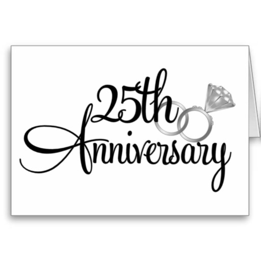free silver wedding anniversary clipart - photo #5