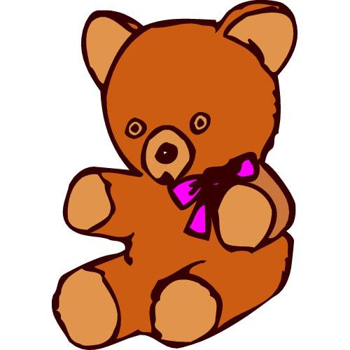 Cartoon Teddy Bears - ClipArt Best