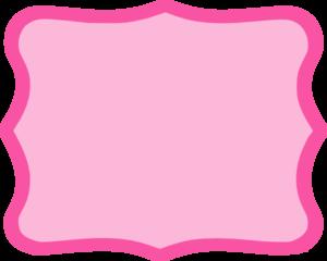 hot pink frame mdpng