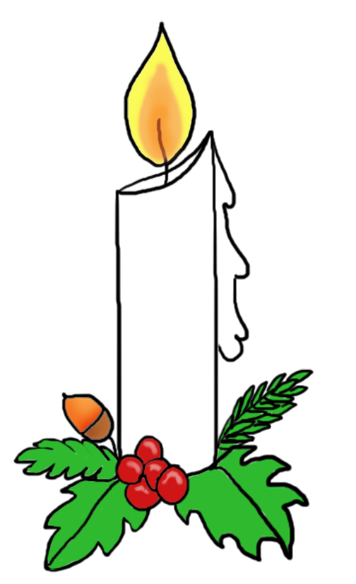 candlelight clipart   clipart best
