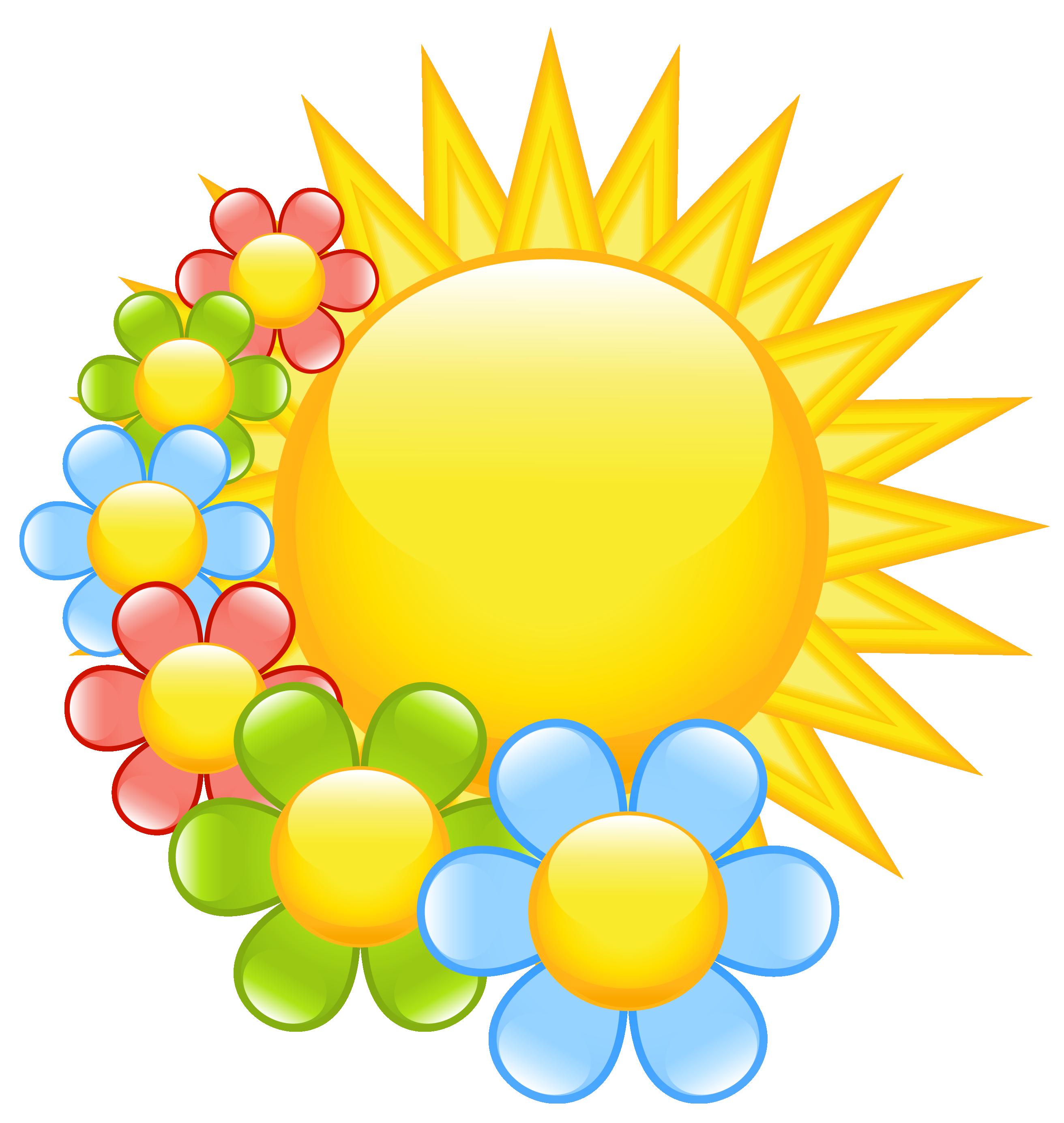 Sunflower Clipart Free Sunflower Clip Art Clipart Free
