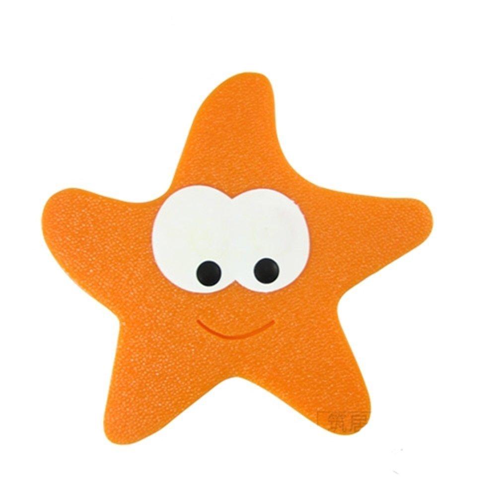 Cute cartoon starfish