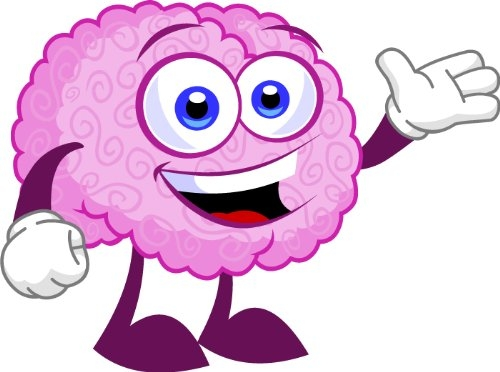 animated brain pictures clipart best