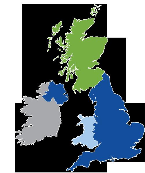 Plain Uk Map - ClipArt Best Plain England Map