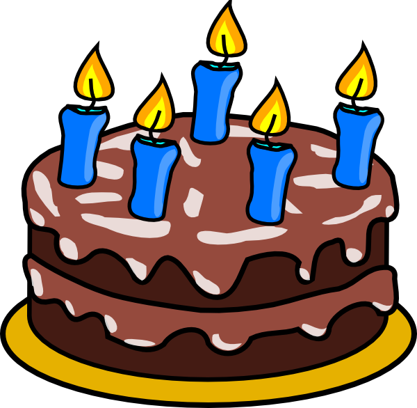 Birthday Cake T