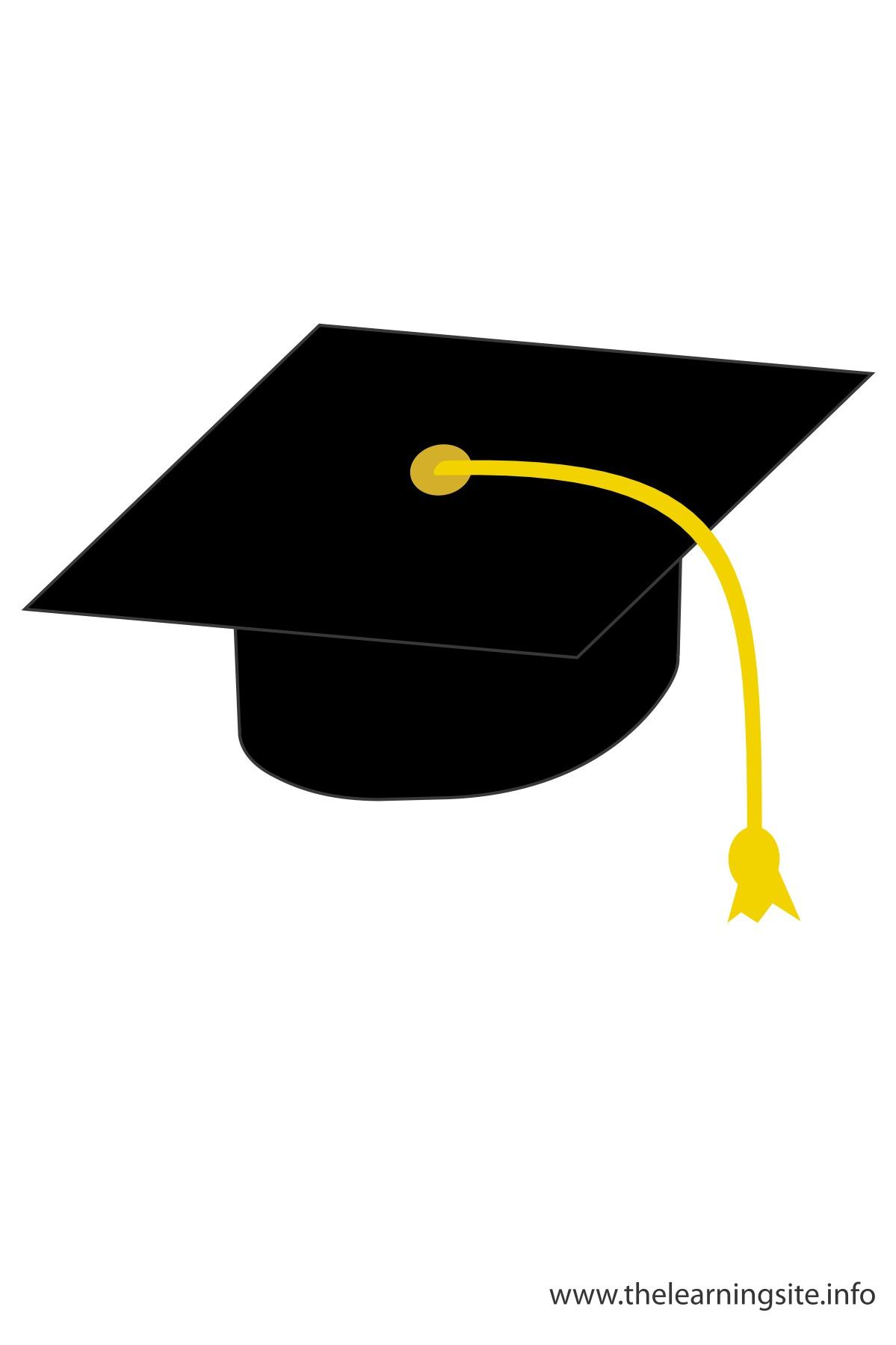 clipart graduation cap clipart best clipart graduation hate clip art graduation hat with tassel