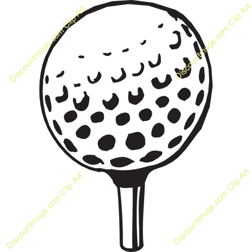 pictures of golf balls clipart - photo #44