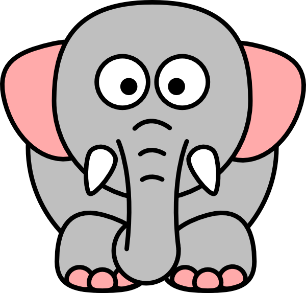 939811 as well Safari 20clipart 20themed as well Free baby zoo animal clipart likewise Free Elephant Images furthermore Boiled Blue Crabs. on elephant clip art