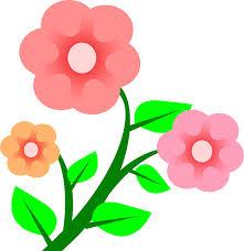 Gambar Kartun Bunga Clipart Best