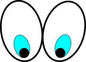 Cartoon Eyes Looking Down Clipart - Free to use Clip Art ...