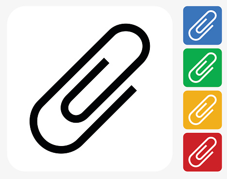 paperclip vector clipart best