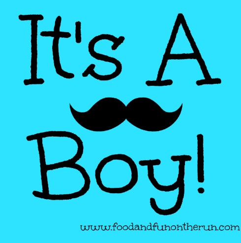 Is Baby Baum #2 a Girl or Boy? - Food and Fun on the RunFood and ...
