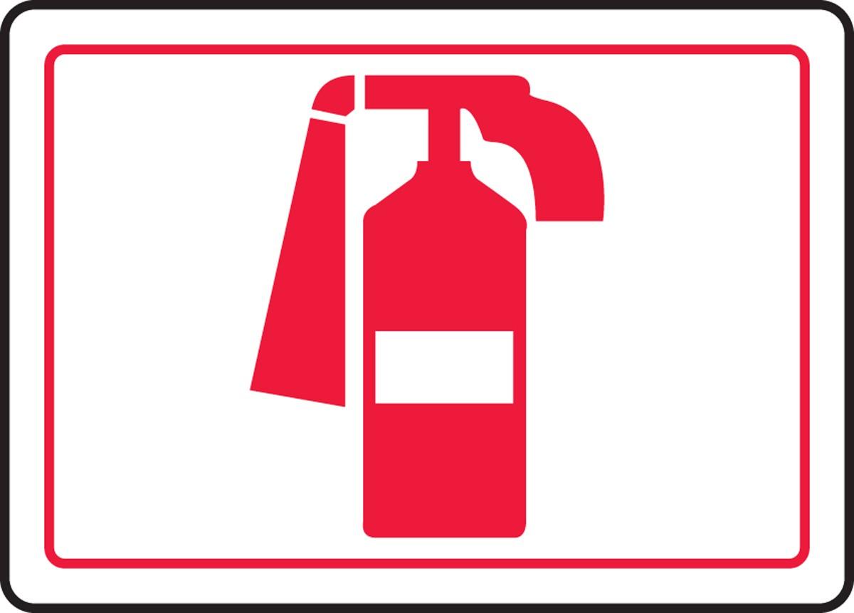 Fire Extinguisher Symbol - ClipArt Best