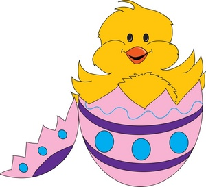 Easter Chick Clipart - ClipArt Best