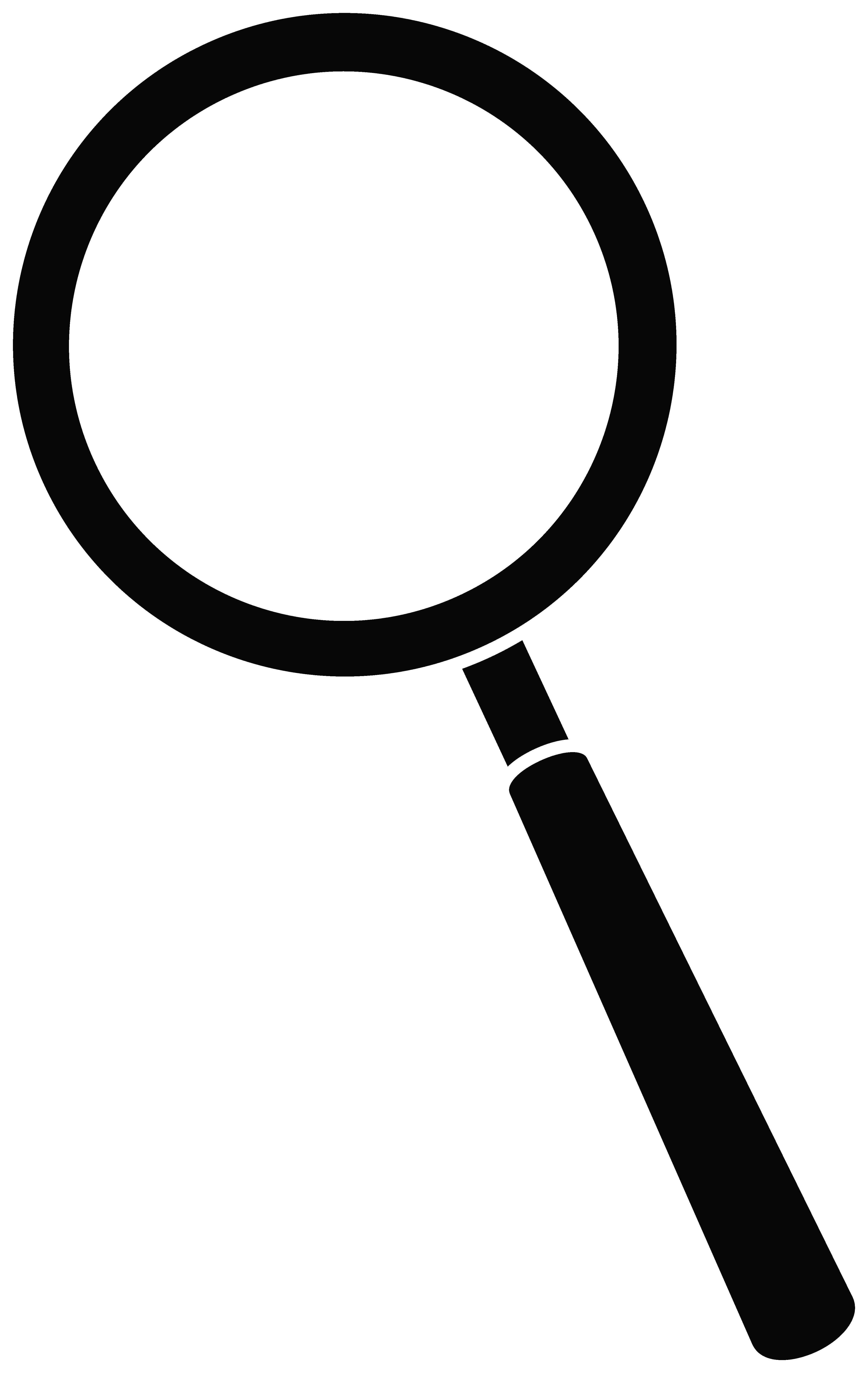 Magnifying glass clipart png