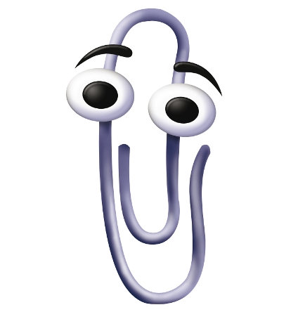 microsoft word help paperclip Help remember me what's new forum microsoft office's lovable paperclip assistant create your own clippy, microsoft office's lovable paperclip assistant.