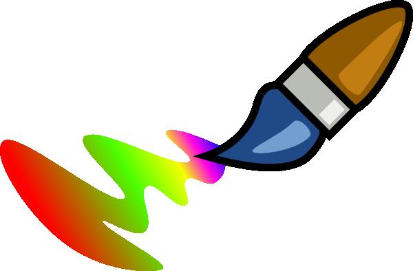 paint brush logos clipart best Paint Splash Clip Art Elf with Paint Brush Clip Art