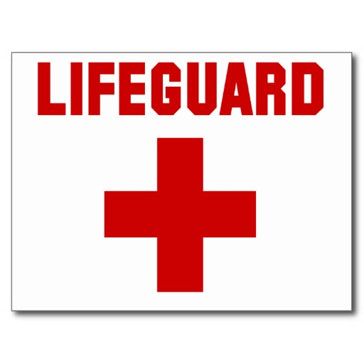 Lifeguard Cross Clip Art