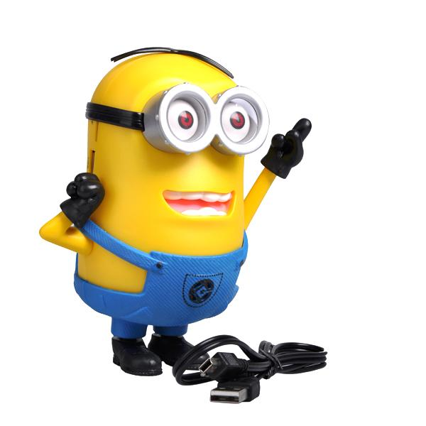 how to connect minion speaker