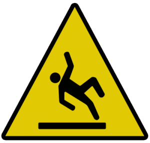 Slip And Fall - ClipArt Best