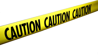 Psd Detail Caution Official Psds Clipart Best
