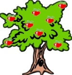 Clip Art Of Johnny Appleseed - ClipArt Best