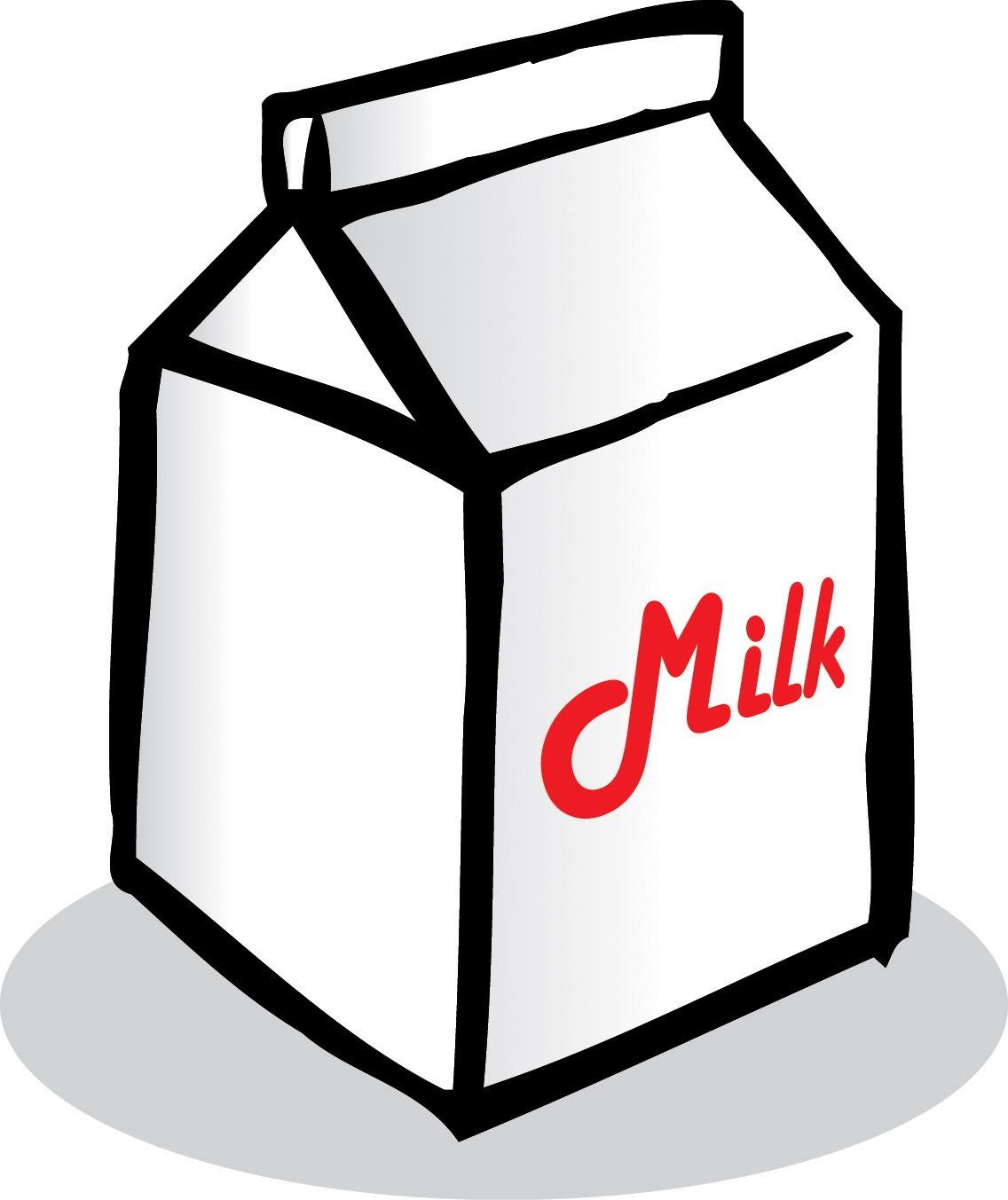 Small Milk Carton Clipart Best Clipart Best