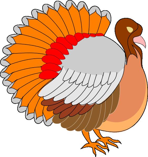 funny turkey clipart free - photo #20