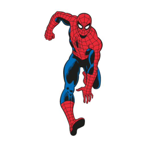 Vector Spider Man - ClipArt Best